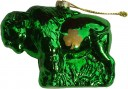 buffalo_irish_green_christmas_ornament